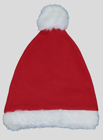 Christmas Red Musical Santa Hat (3-13 Years)