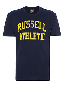 Russell Athletic Navy Tee