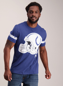 NFL Navy Colts Logo T-Shirt