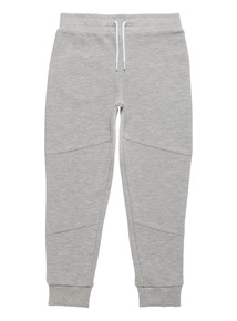 Grey Ottoman Joggers (3 - 14 years)