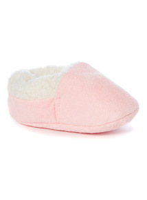 Pink Winter Boot (0-24 months)