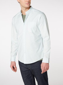 Regular Fit Oxford Shirt With Stretch