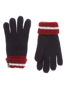 Red and Navy Thinsulated Mittens (1-12 years)