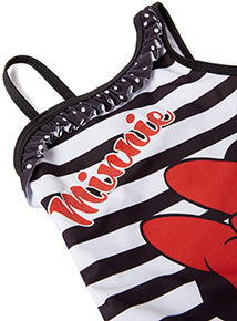Disney Minnie Mouse Multicoloured Swimming Costume (1.5-12 years)