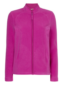 Pink Basic Fleece