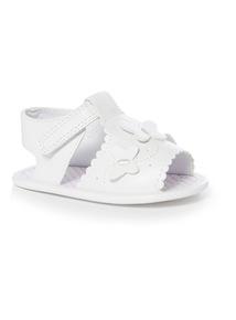 White Sandals (0-18 months)
