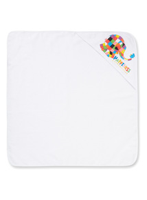 White Elmer Plinth Towel