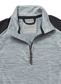 Grey Active Base Layer Top (3-14 years)