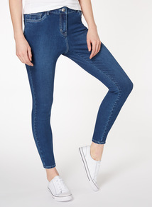 Mid Denim Skinny Jeans