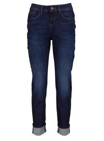 Dark Denim Girlfriend Jeans