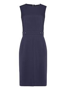 Online Exclusive Sleeveless Smart Dress