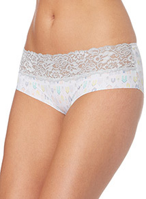 No VPL Lace Top Shorts 3 Pack