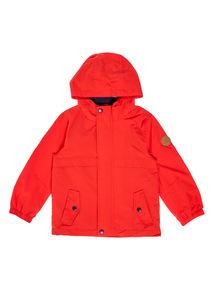 Red Rain Jacket (9 months - 6 years)