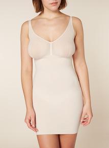 Silhouette Smoothing Slip Dress