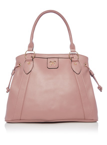 Light Pink Bow Shoulder Bag