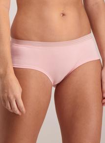Pink Comfort Waistband Shorts 5 Pack