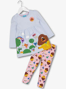 Hey Duggee Multicoloured Tunic Set (9 Months - 6 Years)