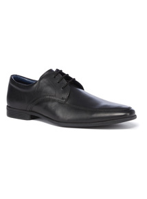Sole Comfort  Black Leather Formal Shoes