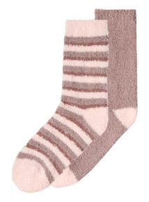 2 Pack Cosy Sock