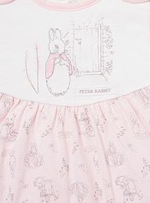Pink Peter Rabbit Sleeping Bag (0-24 months)