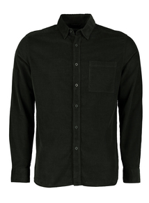 Green Corduroy Shirt