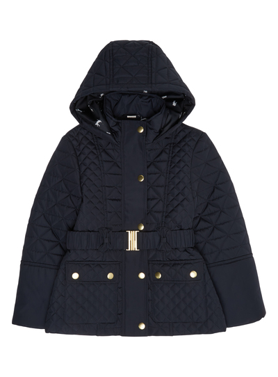 variety styles of 2019 cost charm cheapest price SKU SS15 PH4 BTS QUILTED JACKET NAVY:Navy