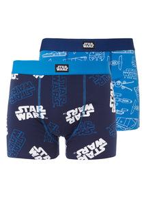 Blue Star Wars Disney Trunks 2 Pack