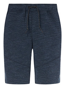Admiral Performance Cotton Rich Indigo Sports Shorts