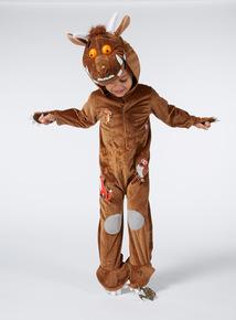 Kids Brown Gruffalo Costume  (1-8 years)
