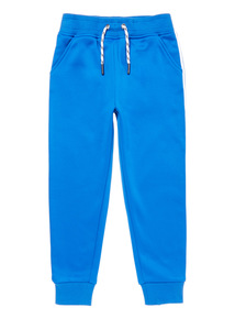 Electric Blue Sports Stripe Fashion Joggers (3 - 14 years)