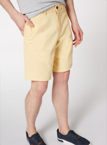 Lemon Chino Shorts