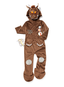 Brown Gruffalo Costume (1-8 years)