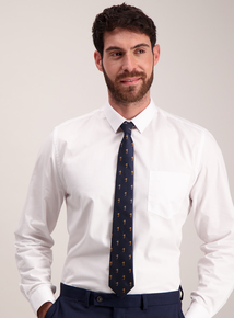 Online Exclusive Navy Golfer-print Tie