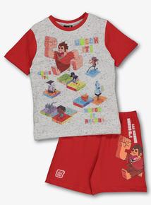 d7b5b66ade415 Disney Ralph Breaks the Internet Multicoloured Pyjamas (3- 12 years)