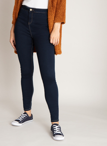 Online Exclusive Dark Denim Skinny Jeans