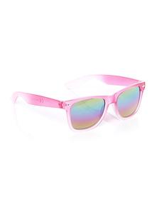 Pink Ombre Lens Sunglasses