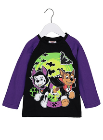 Halloween Paw Patrol Glow in the Dark T-Shirt (9 months - 6 Years)