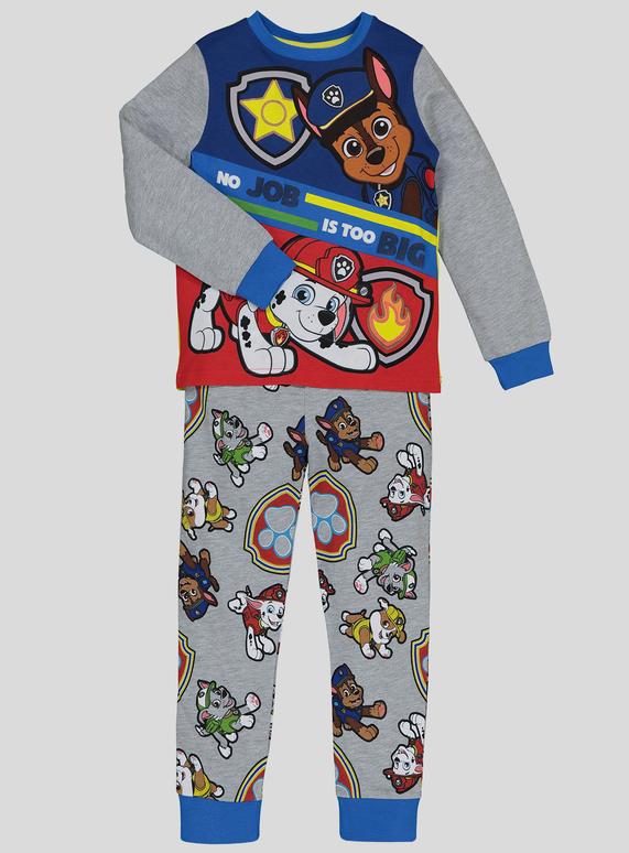 116a20202f4 Kids Paw Patrol Multicoloured Pyjamas (1.5 - 7 years) | Tu clothing