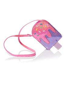 Multicoloured Ice Lolly Sparkle Bag