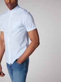 Admiral Blue Gingham Shirt