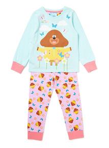 Pink Hey Duggee Pyjama Set (1-6 years)