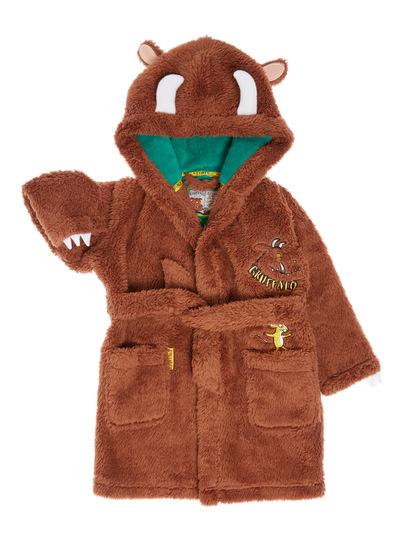 All Boy\'s Clothing Multicoloured Gruffalo Novelty Dressing Gown (1 ...