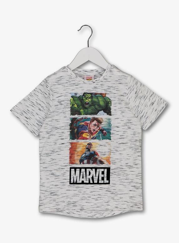 2464bc94875 License   Character Shop Disney Marvel Character T-Shirt (3-14 Years ...