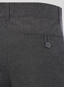Grey Longer Leg Trousers 2 Pack (10-16 years)