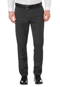 Grey Slim-fit Trousers