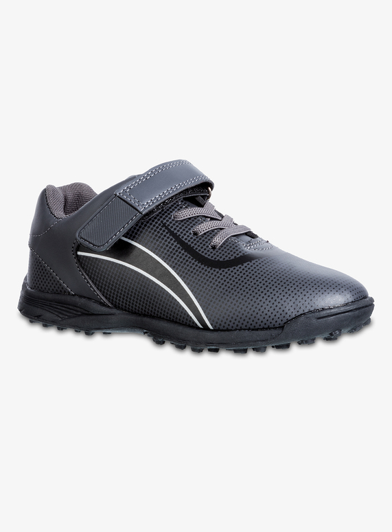 the cheapest purchase cheap to buy SKU AW19 BOYS BTS FOOTBALL SHOE:Black