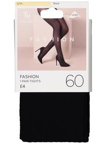 Black Diamond 60D Opaque Tights