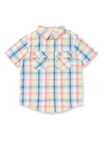 Multicoloured Check Shirt (9 months-6 years)