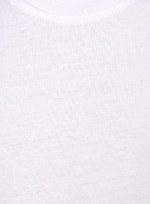 White Crew Neck T-Shirt 3 Pack (3-16 years)