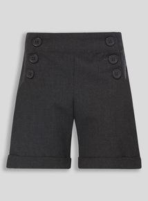 Grey City Shorts (3-12 years)